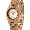 BOBO BIRD Natural Wood Female Watch Band Exquisite Wooden Watches